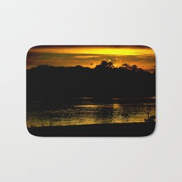 SUNSET LIFE Bath Mat