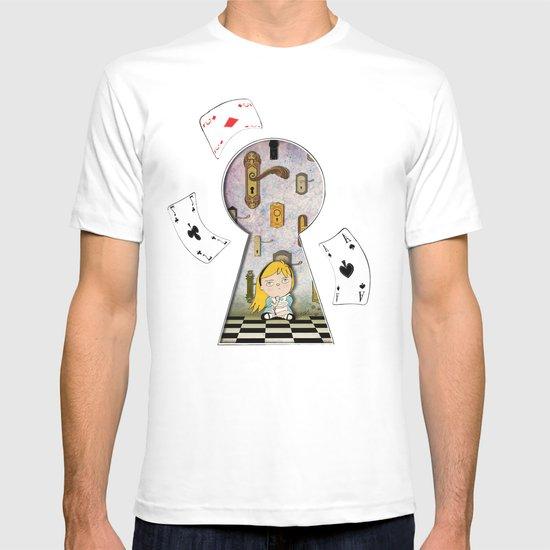 alice #4 T-shirt