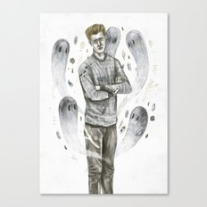 Heart Ghouls  Canvas Print