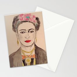 Classic Frida Stationery Cards