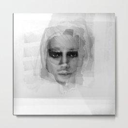 woman #8 Metal Print