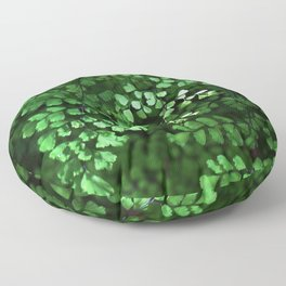 Maidenhair Floor Pillow