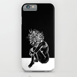 Blossom in the Void iPhone Case