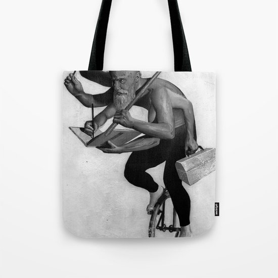 The Spice of Life Tote Bag