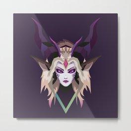 Dragon Sorceress Zyra #2 [League of Legends] Metal Print