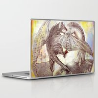 fight Laptop & iPad Skins featuring Fight. by Nato Gomes