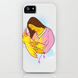 Birds and Birds 1 iPhone Case