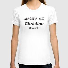Christine Baranski T-shirt