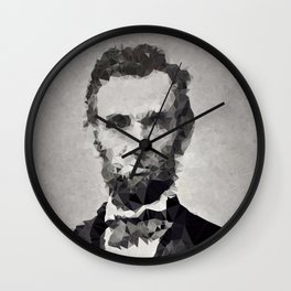 Abe Wall Clock
