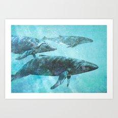 Pod  Art Print