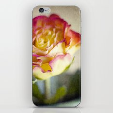 a romantic gesture iPhone Skin