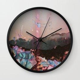 blendscape Wall Clock