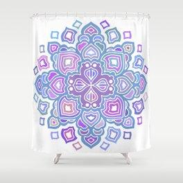 Mandala 05 Shower Curtain