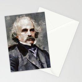 Nathaniel Hawthorne, Author Stationery Cards