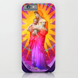 Sunburst L'Innocence iPhone Case