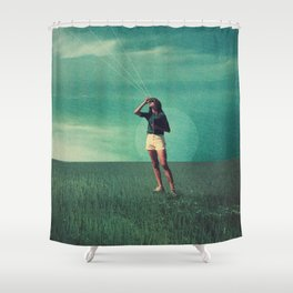 Loved the way You once looked upon Tomorrow Shower Curtain