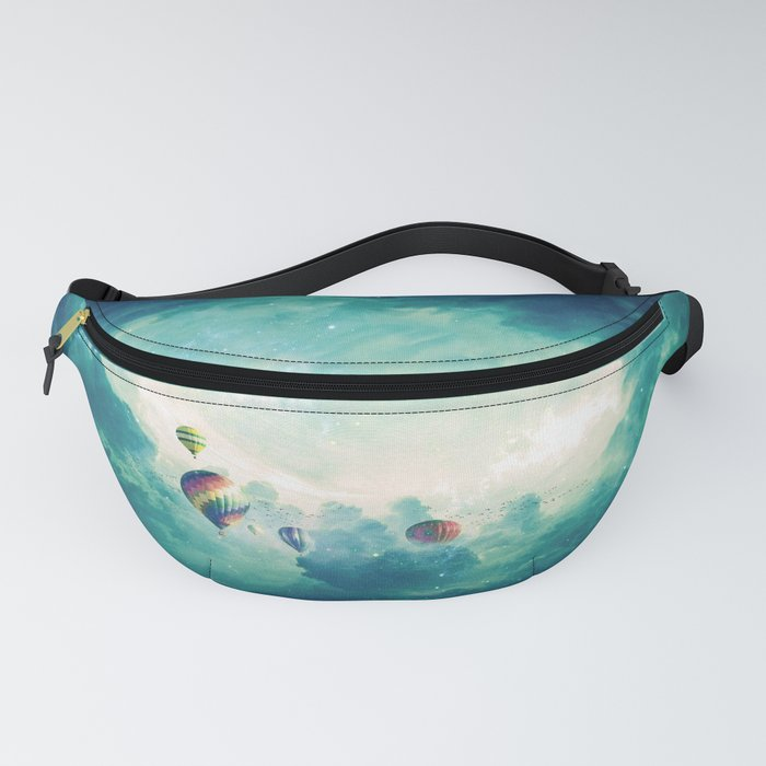 Hot air ballons Fanny Pack