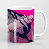 ghostbusters Mugs featuring Ghostbusters 2 by boneface