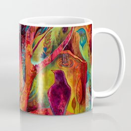 Branches of Dziva Coffee Mug