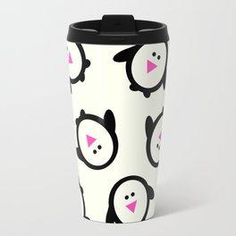 Happy Feet Holiday Collection Penguins Travel Mug