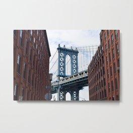 Brooklyn Icon Metal Print