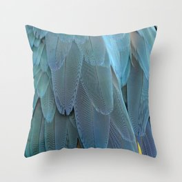feather II Throw Pillow
