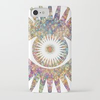 prism iPhone & iPod Cases featuring PRISM by shutupbek
