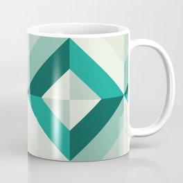 Emerald (Geometric pattern series) Coffee Mug