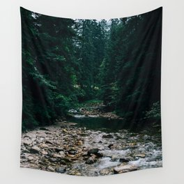 Blue River Wall Tapestry