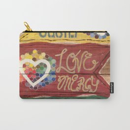 Do Justly Carry-All Pouch