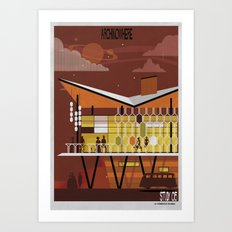 ARCHINOWHERE 015_study Art Print