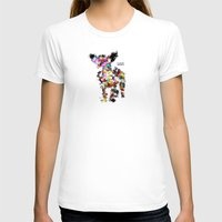 chihuahua T-shirts featuring Chihuahua by bri.buckley