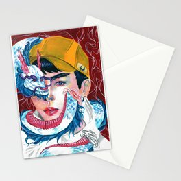 Merging Stationery Cards