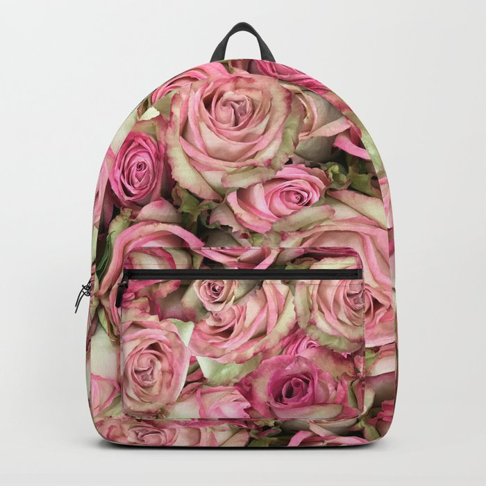 Your Pink Roses Backpack