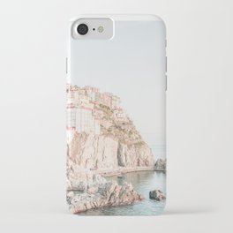 Positano, Italy Amalfi Coast Romantic Photography iPhone Case
