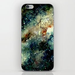 Cosmic Splendor iPhone Skin