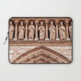 Notre Dame Mural Laptop Sleeve