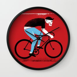 Ride or Die No. 1 Wall Clock
