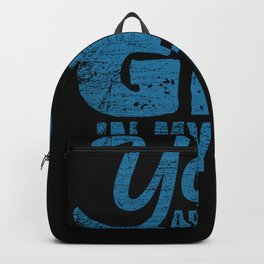 Gin Alcohol Party Backpack