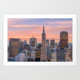 San Francisco 05 - USA Art Print