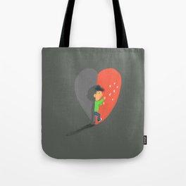 Boy in Love #4 Tote Bag
