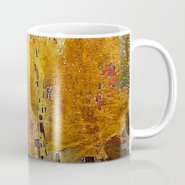 Klimt Trees Coffee Mug