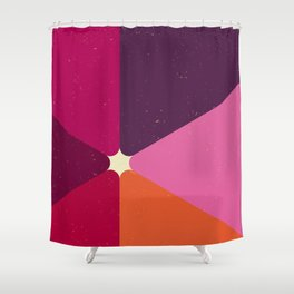 Phi Gamma 2 Shower Curtain
