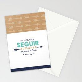 Seguir Adelante {Flechas} Stationery Cards