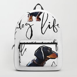 Dog Life Backpack