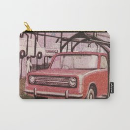 Conveying Cars Carry-All Pouch