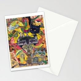 Edsel Mashup Stationery Cards