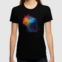 Maine Watercolor T-shirt