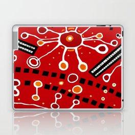 Quadratum 20 bis Laptop & iPad Skin