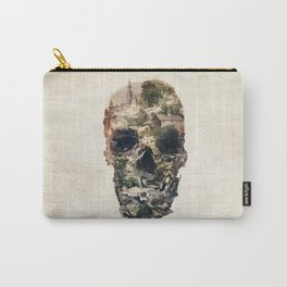 Skull Town Carry-All Pouch
